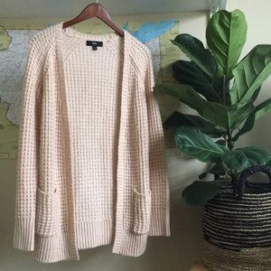 Mossimo Dusty Pink Sweater